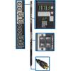 Tripp Lite Pdu 3-Phase Switched 240V 17.3kW C13 C19 L22-30P Vertical 0URM PDU3XVSR6L2230 00037332170262