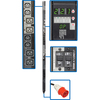 Tripp Lite Pdu 3-Phase Switched 220V/230V 22.1kW C13 C19 IEC309 32A Red 0U PDU3XVSR6G32A 00037332172129