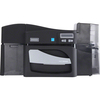 Fargo DTC4500E Dye Sublimation/thermal Transfer Printer - Color - Black, Gray - Desktop - Card Print - Ethernet - Usb 055110 00754563551102