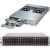 Supermicro Superserver 2027PR-HC0FR Barebone System - 2U Rack-mountable - Intel C606 Chipset - 4 Number Of Node(s) - Socket R LGA-2011 - 2 X Processor SYS-2027PR-HC0FR