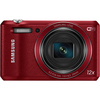 Samsung WB35F 16.2 Megapixel Compact Camera - Red EC-WB35FZBPRUS 00887276690490