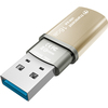 Transcend 16GB Jetflash 820G Usb 3.0 Flash Drive TS16GJF820G 00760557827368