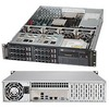 Supermicro Superserver 6028R-TT Barebone System - 2U Rack-mountable - Intel C612 Express Chipset - Socket Lga 2011-v3 - 2 X Processor Support - Black SYS-6028R-TT 00672042151905