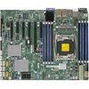 Supermicro X10SRH-CLN4F Server Motherboard - Intel C612 Chipset - Socket Lga 2011-v3 - 1 X Bulk Pack MBD-X10SRH-CLN4F-B 00672042174256