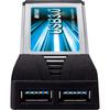 Buffalo Usb 3.0 Interface Card For Express Card With 2 Ports IFC-EC2U3/UC2 00662774020259