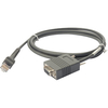 Zebra Standard Straight RS232 Cable CBA-R01-S07PAR