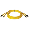Tripp Lite 2M Duplex Singlemode 8.3/125 Fiber Optic Patch Cable St/st 6