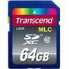Transcend 64 Gb Class 10 Sdxc TS64GSDXC10M 00760557827498