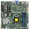 Supermicro X11SSZ-QF Desktop Motherboard - Intel Chipset - Socket H4 LGA-1151 - Retail Pack MBD-X11SSZ-QF-O 00672042195114