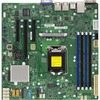 Supermicro X11SSL-F Server Motherboard - Intel Chipset - Socket H4 LGA-1151 - 1 X Bulk Pack MBD-X11SSM-F-O 00672042200979