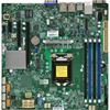 Supermicro X11SSL-nF Server Motherboard - Intel Chipset - Socket H4 LGA-1151 - Retail Pack MBD-X11SSL-NF-O 00672042200917