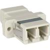 Tripp Lite Duplex Fiber Optic Mmf / Smf Multimode Singlemode Coupler Lc/lc N455-000 00037332115652
