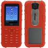 Zcover Dock-in-case Carrying Case (holster) For Ip Phone - Red CI821PJD 00628332006813