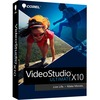Corel Videostudio Ultimate v.X10 - Box Pack - 1 User VSPRX10ULMLMBAM 00735163150193