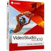 Corel Videostudio Pro v.X10 - Box Pack - 1 User VSPRX10MLMBAM 00735163150179