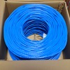 Premiertek Cat6 Bulk Cable 1000ft (blue) CAT6-CCA-1KFT-BL 00813538015138