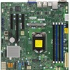 Supermicro X11SSL-F Server Motherboard - Intel Chipset - Socket H4 LGA-1151 - Bulk Pack MBD-X11SSL-F-B 00672042200900