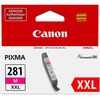 Canon CLI-281 Xxl Original Ink Cartridge - Magenta 1981C001 00013803287363