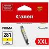Canon CLI-281 Xxl Original Ink Cartridge - Yellow 1982C001 00013803287431