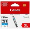 Canon CLI-281 Xl Original Ink Cartridge - Cyan 2034C001 00013803287608