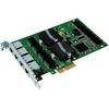 Intel - Imsourcing Certified Pre-owned PRO/1000 Pt Quad Port Server Adapter EXPI9404PTBLK-RF