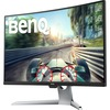 Benq EX3203R 31.5 Inch Wqhd Curved Screen Led Gaming Lcd Monitor - 16:9 - Gray EX3203R 00840046039653