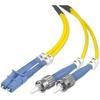 Belkin Duplex Fiber Optic Cable F2F802L0-05M 00722868500842