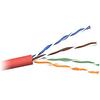 Belkin Cat. 5E Utp Plenum Bulk Cable A7L504-1000-P-R 00722868212806