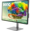 Benq Designo PD3220U 31.5 Inch 4K Uhd Led Lcd Monitor - 16:9 - Gray, Black PD3220U 00840046040406