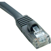 Tripp Lite 100ft Cat5e / Cat5 350MHz Outdoor Molded Patch Cable RJ45 M/m Gray 100