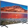 Samsung Crystal TU7000 UN65TU7000F 64.5 Inch Smart Led-lcd Tv - 4K Uhdtv - Titan Gray, Black UN65TU7000FXZA 00887276400068