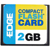 Edge Tech 2GB Digital Media Compactflash Card PE194529 00652977194536