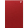 Seagate One Touch STKB2000403 1.95 Tb Portable Hard Drive - 2.5 Inch External - Red STKB2000403 00763649149812
