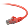 Belkin Cat. 6 Utp Patch Cable A3L980-06-RED-S 00722868410387