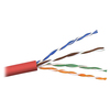 Belkin Cat. 6 Utp Bulk Cable A7J704-1000-RED 00722868442685