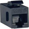 Tripp Lite Cat6 Straight Through Modular In-line Snap-in Coupler N235-001 00037332121431