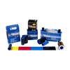 Zebra Wax Ribbon 4.33inx1476ft 2000 Standard 1in Core 02000BK11045 09999999999999