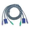 Aten Kvm PS/2 Cable 2L1003P/C 00672792105166