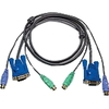 Aten Kvm PS/2 Cable 2L5002P 00672792110009