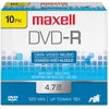 Maxell 16x Dvd-r Media 638004 00025215625800