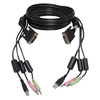 Avocent Kvm Cable With Audio CBL0025 00636430031439