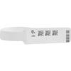 Zebra Wristband Polyester 1 X 11in Thermal Transfer Zebra Z-band 4000 1 In Core 17158 09999999999999