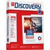 "Discovery Premium Selection 3-Hole Punched Laser, Inkjet Copy & Multipurpose Paper - Letter - 8 1/2"" x 11"" - 20 lb Basis Weight - 2500 / Carton - Ultr"