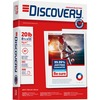 "Discovery Premium Selection Laser, Inkjet Copy & Multipurpose Paper - Letter - 8 1/2"" x 11"" - 20 lb Basis Weight - 5000 / Carton - White"