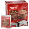 Nestle Hot Cocoa Single-Serve Hot Chocolate Packets - Powder - Chocolate Flavor - 0.71 oz - 50 / Box