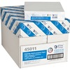 "Elite Image Punched Copy Paper - Letter - 8 1/2"" x 11"" - 20 lb Basis Weight - 5000 / Carton - White"