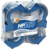 "Duck Brand Brand HP260 Packing Tape with Reusable Dispenser - 60 yd Length x 2"" Width - 3"" Core - 3.10 mil - Dispenser Included - 4 / Pack - Clear"