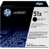 HP 51X (Q7551X) Original Toner Cartridge - Single Pack - Laser - 13000 Pages - Black - 1 Each