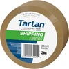 "Tartan General-Purpose Packaging Tape - 54.60 yd Length x 1.88"" Width - 1.9 mil Thickness - 3"" Core - Synthetic Rubber Resin - 1.90 mil - Rubber Resin"