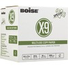 "Boise Laser Copy & Multipurpose Paper - Letter - 8 1/2"" x 11"" - 20 lb Basis Weight - Smooth - 2500 / Carton - White"
